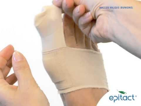 Die Behandlung von den Volksmitteln der Zapfen auf den Daumen der Beine