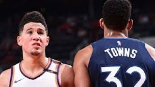 Minnesota Timberwolves vs Phoenix Suns - Full Game Highlights | Nov11, 2017 | 2017-18 NBA Season