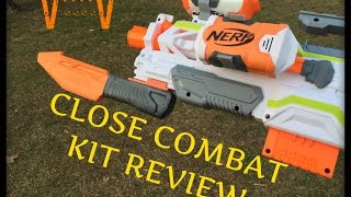 Honest Review: The Nerf Modulus Close Combat Upgrade  Kit (Worth the price???)