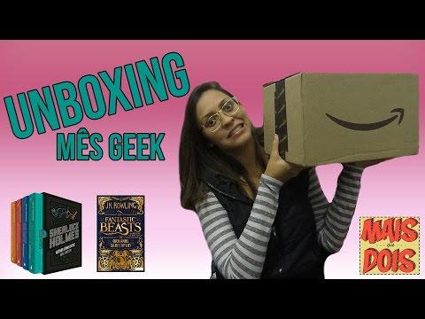UNBOXING | 11 Livros | Amazon