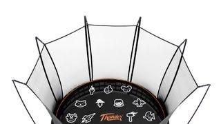 Vuly Trampolines: Thunder (Safety)