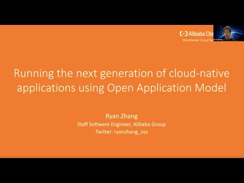 Running the next generation of cloud-native applications using Open Application Model (OAM)