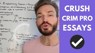 How to Analyze 4th Amendment Searches and Seizures of Evidence on a Criminal Procedure Essay