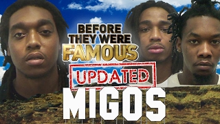 MIGOS - Before They Were Famous - Bad and Boujee - UPDATED - Video Youtube