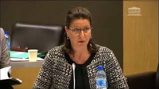 Auditions d'Agnès Buzyn, Ministre des Solidarités et de la Santé et de Jean-Michel Blanquer, Min