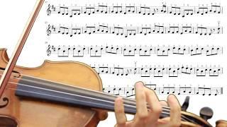 the irish washerwoman violin sheet music - 免费在线视频最佳