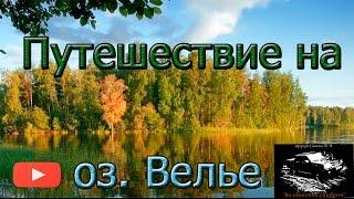 Рыбалка озеро велье новгородская область