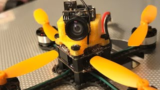 Arris X80 80mm brushless toothpick 5.8 ghz fpv drone 1st look ????