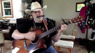 1534 -  Oh Lonesome Me -  Don Gibson cover with guitar chords and lyrics