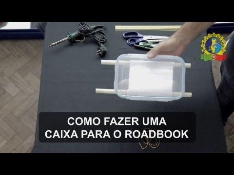 DIY Roadbook Box
