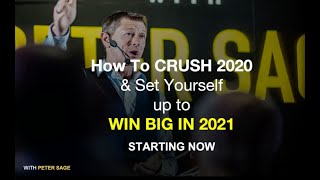 How To Crush 2020 & Finish The Year In Style!