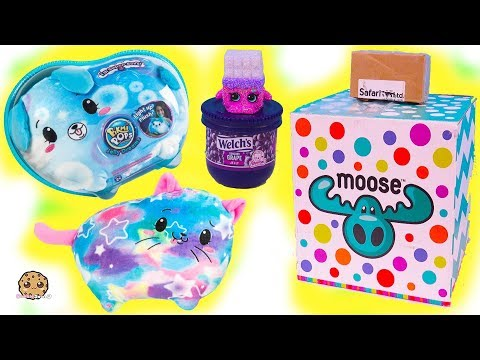 Sneak Peek Jelly Dreams Pikmi Pops Pets + Safari 2019 ! Toy Box