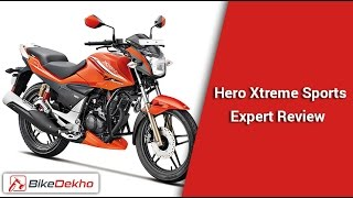Hero Xtreme Sports   Expert Review   BikeDekho.com