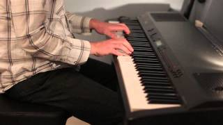 "Brandi Carlile ""I'll Still Be There"" Solo Piano"