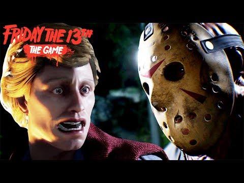 ИСТЕРИЧНЫЕ ВОПЛИ ► Friday the 13th: The Game #1 видео