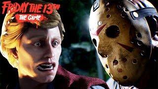 ИСТЕРИЧНЫЕ ВОПЛИ ► Friday the 13th: The Game #1