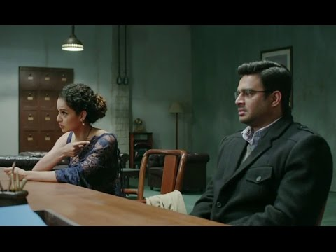 Kangana and Madhavan mental asylum fight