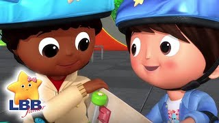 Playground Sharing Song | Little Baby Bum Junior | Kids Songs | LBB Junior | Songs for Kids