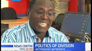 Politics of Division: BBI agenda number five, report yet to be made public