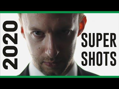 Judd Trump Super Shots + Exhibition Shots of 2020
