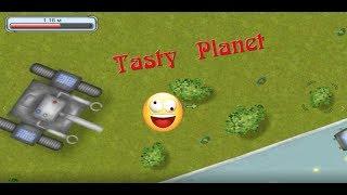 СЛИЗЕНЬ БОБ Съедобная планета Игровой мультик для детей Tasty Planet БУДУЩЕЕ