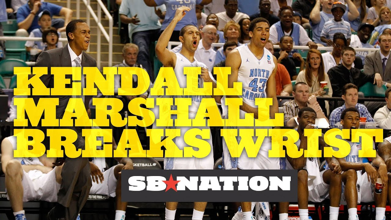 UNC beats Creighton but Kendall Marshall suffers broken wrist - NCAA Score Recap thumbnail