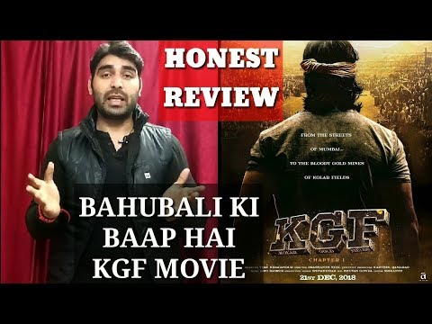 KGF MOVIE BREAKS BAHUBALI RECORD ? HONEST HINDI REVIEW