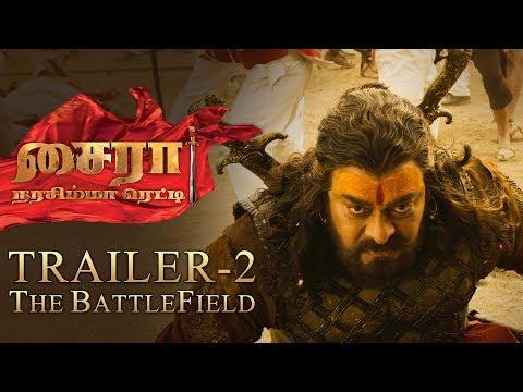 Sye Raa Trailer 2 (Tamil)