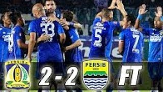 Persiba Balikpapan VS Persib Bandung 2 2 |GOALS  & HIGHLIGHTS    Liga 1 Indonesia