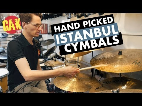 NEW 'Istanbul' Handpicked Cymbals!