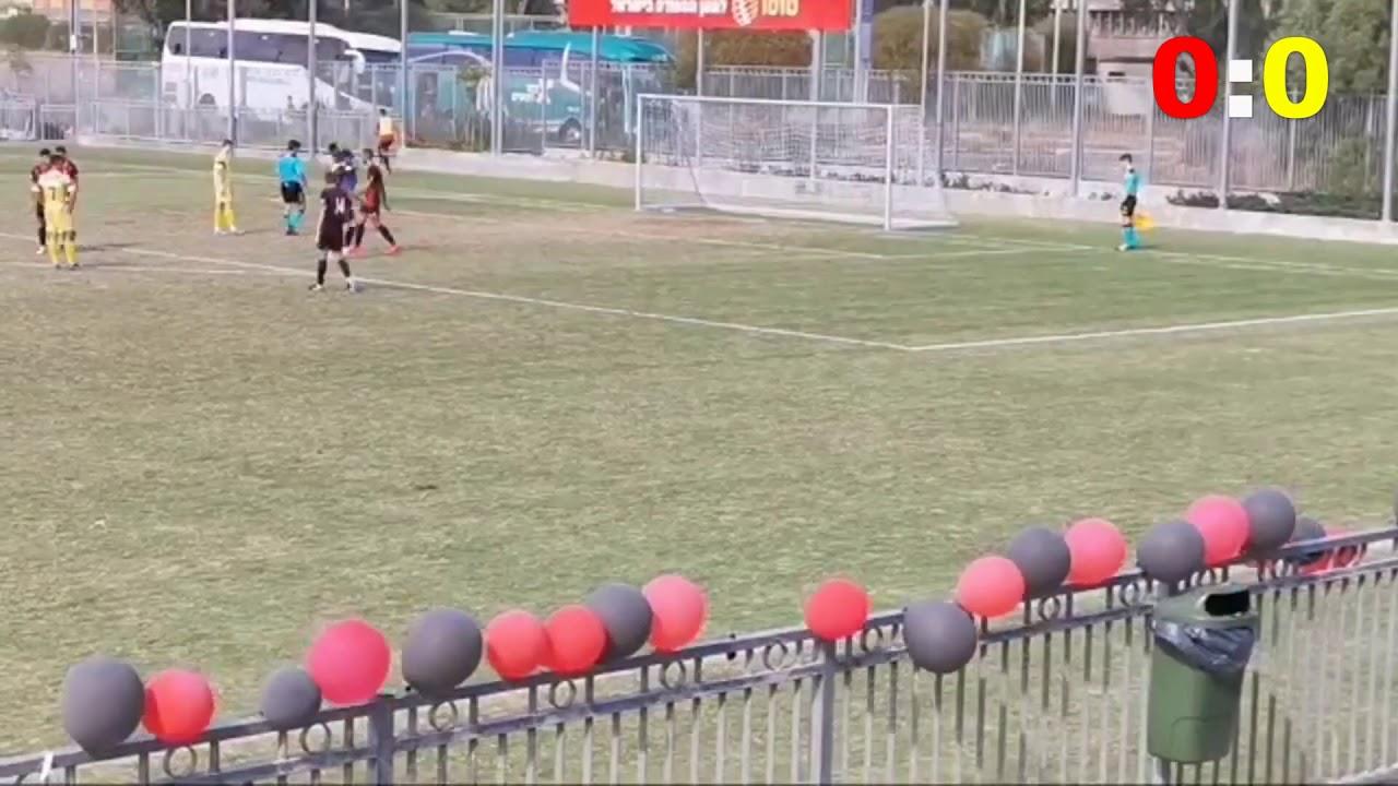 נוער - הפועל חיפה מנצחת 0-3 את מכבי הרצליה