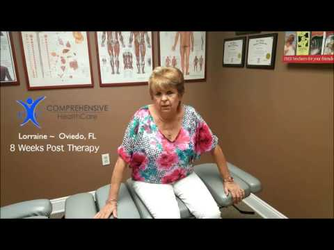 Lorraine - Knee / Lower Back Pain