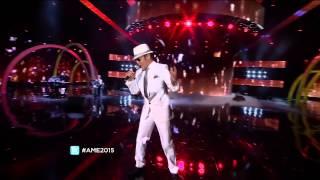 Anugerah MeleTOP Era 2015 - Persembahan Dato' Jamal Abdillah 'Azura' & 'Derita Cinta'