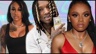 Jania Spotted With King Von AGAIN + Money Yaya Has a Gender Reveal + More