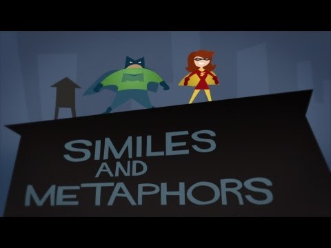 """""""Similes and Metaphors"""" by the Bazillions"""