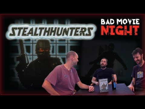 Stealth Hunters (1991)  Bad Movies Review - Bad Movie Night