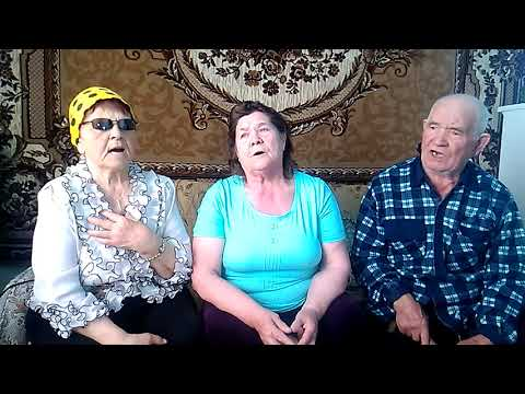 Это надо услышать...Старичек и две старушки ...
