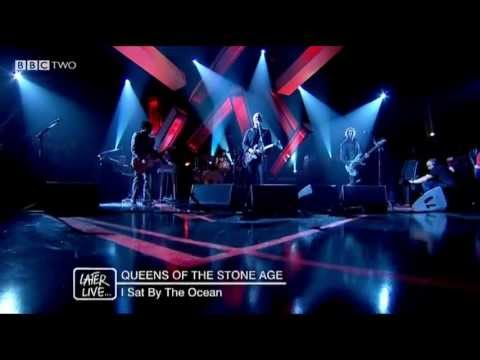 QOTSA - I Sat By The Ocean (Later... with Jools Holland)