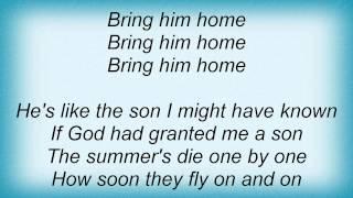 Barry Manilow - Bring Him Home Lyrics_1