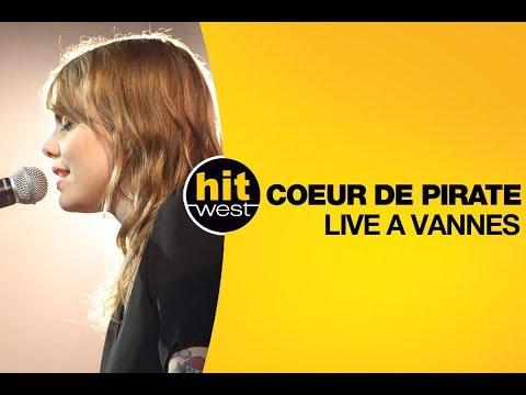 COEUR DE PIRATE - HIT WEST LIVE à Vannes (partie 2)