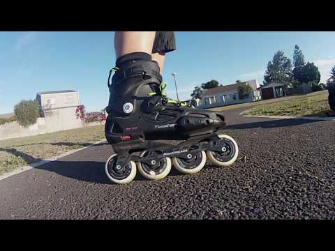 Inline Skating: Twister 80 review (Full)