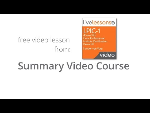 How does the LPIC-1 (Exam 101) work - YouTube