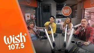 "5thGen performs ""Dati"" LIVE on Wish 107.5 Bus"