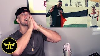 Mister You Feat. Balti   Maghrebins (REACTION)