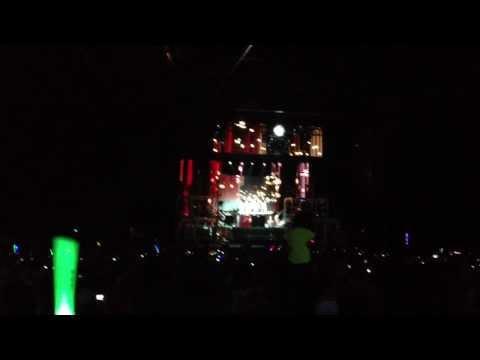 Invisible - Big Time Rush - Big Time Summer Tour - Dallas, TX