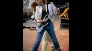 Def Leppard Wasted Live Manheim 1986