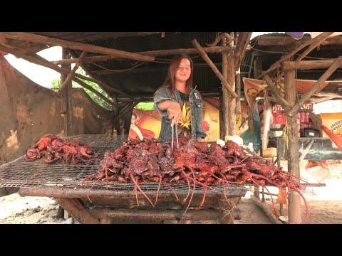 العرب اليوم - شاهد: الجرذان المشوية المتبّلة ببطء على الفحم وجبة تزداد رواجًا في كمبوديا
