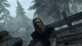 The Elder Scrolls: Skyrim #1 Побег из повозки! [ЕНОТ]