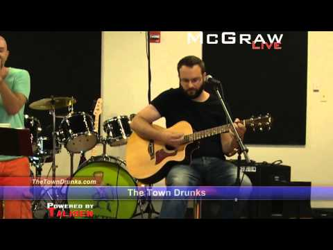 "The Town Drunks, ""I Wanna Dance With Somebody (Live 7/2/15)""..."