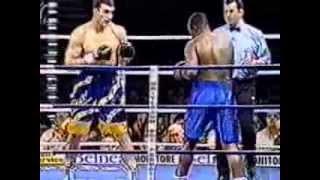 Wladimir Klitschko Vs  Joseph Chingangu | Владимир Кличко - Джозеф Чингангу